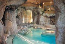 Pools / Pools that cool me.