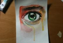 Watercolours by SecreRodriguez