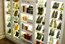 Closet ideas / by Andrea Ortiz