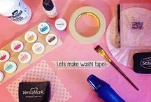 DIY Washi Tape Crafts