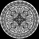 Mandala e disegni da colorare