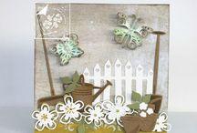 Flower/garden cards