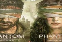 'Phantom' / An Indian counter-terrorism drama film about post-26/11 attacks in Mumbai, and global terrorism.