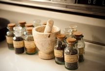 HERBS {garden} / by Ancient Amber <<