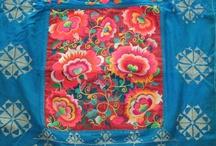 Ethnic Fabric I Love / by CoraYoga