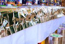 Fiestas decoraciones