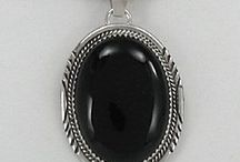 Onyx Native American Jewelry