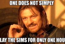 The Sims 3 And 4 / Humor in the Sims 3 and 4!!!