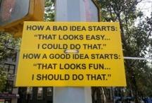 Ideas worth sharing
