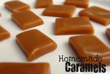 Snoep / Caramel tofee
