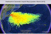 Radiation Levels in Food/animals/sea life/ water from Japan / by Alicia Joly