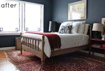 in the bedroom / by Kate Schmidt
