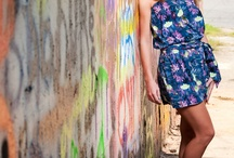 Shooting Graffiti