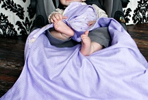 Swaddle Blankets / Keep your blanket from falling on the ground by using our swaddler. Four easy steps for a fast installation. Our Minky Swaddler is just like our flannel Swaddler but with one side Minky and the other side Flanne   / by Peek-a-Boo Covers (Car Seat Canopy)