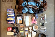 backpacking/camping / by Susan Hill