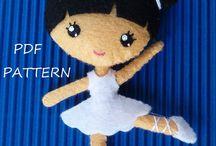Kawai Doll Characters
