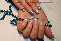 Nails by Elena Galazyuk / Nails made by Elena Galazyuk