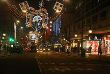 European Christmas  / by Jillian Crumpton