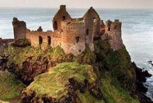 Travel - Ireland / The beautiful green isle of the United Kingdom. All things Irish, Castles, Stories, People, Dancing, Music etc #spiritofaustralia, #australia, #australianculture, #travel, #Ireland