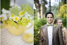 Yellow and Green Inspiration
