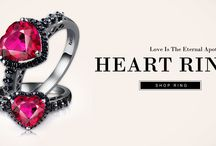 Valentine's Gift Guide / These are merchants and products that would make good ideas for Valentine's Day