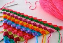 Croche diagonal