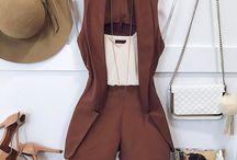 Stil kıyafetler