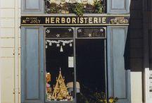 Quaint Little Shops