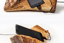 Log Decor