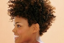 All Natural Hair Styles / by Adrena Rogers