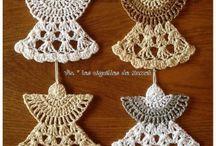 angelitos crochet