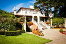 The Italian Villa Weddings / With its secluded setting in the Grade II listed gardens of Compton Acres in Poole, close to the delightful Dorset coast, The Italian Villa is a sensational wedding venue that will, quite simply, take your breath away. Find out more about the venue: http://bit.ly/1h4S79u