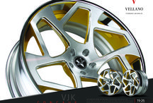 Wheel Designs / Various of our Designs