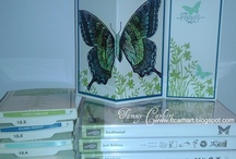 Swallowtail Butterfly- Stampin' Up!