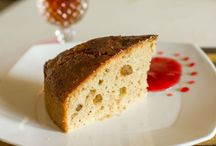 Rum raisin cake / Come winters and Christmas and I just love moist rum raisin cake. It takes advance planning as the critical ingredient raisins in rum raisin cake should be soaked in rum for months.