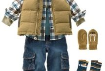 Liam's Clothes / by Tabitha Corless
