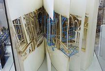 Architecture & Design / Architecture Graphic, Design, Depictions, Paper Models, Buildings
