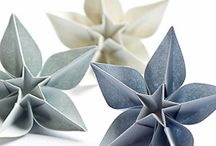 Origami / The art of paper folding