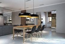 STÓŁ DĘBOWY / AVANGARDE - innowacyjny stół dębowy, którego design został zainspirowany współczesną architekturą.  Ciekawa linia blatu i oskrzyni stołu to wynik podcięcia obu elementów w niesymetrycznym podziale. Również dębowe nogi stołu zostały pocienione w dwóch płaszczyznach. Całość została wykonana z litego drewna dębowego. Szlachetność surowca w połączeniu z ciekawym designem poruszy każdego konesera stylu.