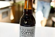 Øl, etiketter og div