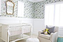 Nursery / Playrooms / by Amanda Poltak