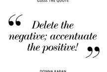 Quote positive