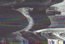 Glitchy / Celebrating digital randomness