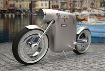 Moto bikes / Cafe Racer