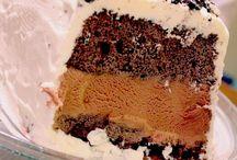 Ice Cream Cakes / by Karen Pollard