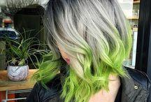 Hair colors / Fab