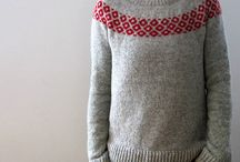 Knitting ideas, patterns and tips / strikking