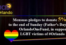Mensuas Stands For Orlando / by Mensuas