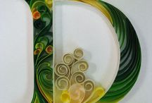 quilling / by trish chatterton