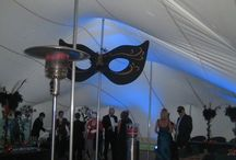 Backyard parties / Stretch Tents creating spectacular spaces for your backyard party!